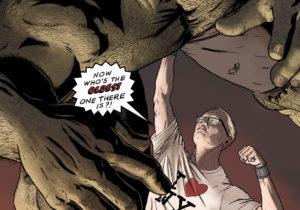 Comic Book Artist David Duke