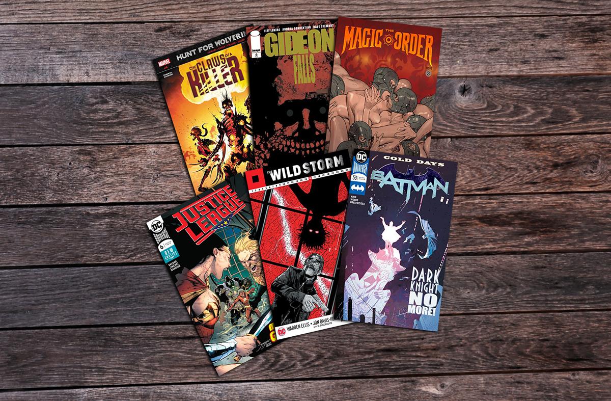 Comic Book Review