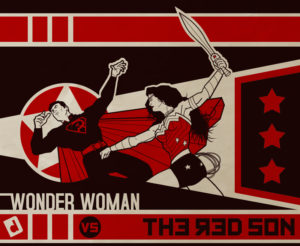 Wonder Woman vs. Superman Red Son