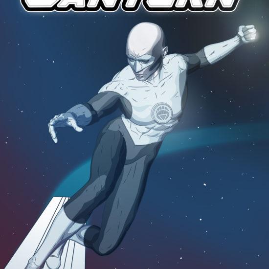 Silver Surfer Green Lantern White Lantern