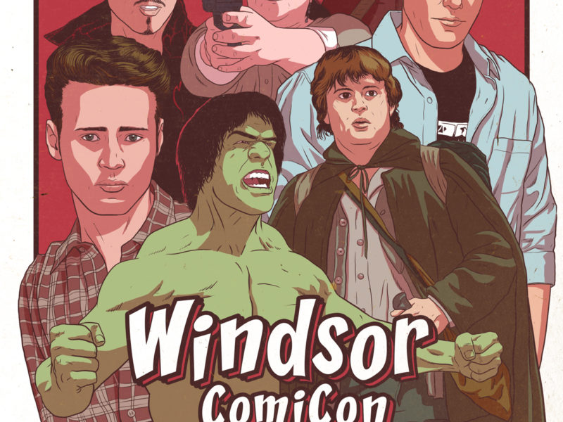 Windsor ComiCon 2016