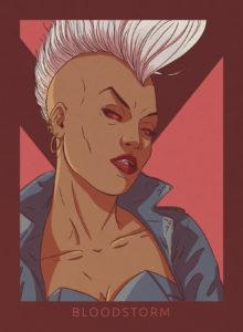 X-Men Bloodstorm