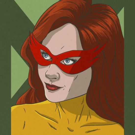 X-Men Firestar