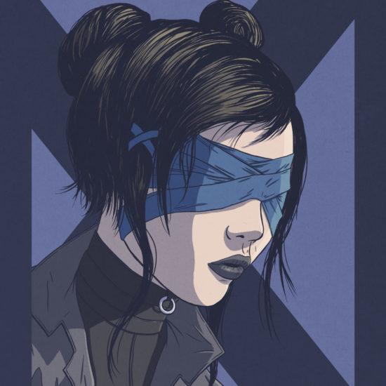 X-Men Gazing Nightshade