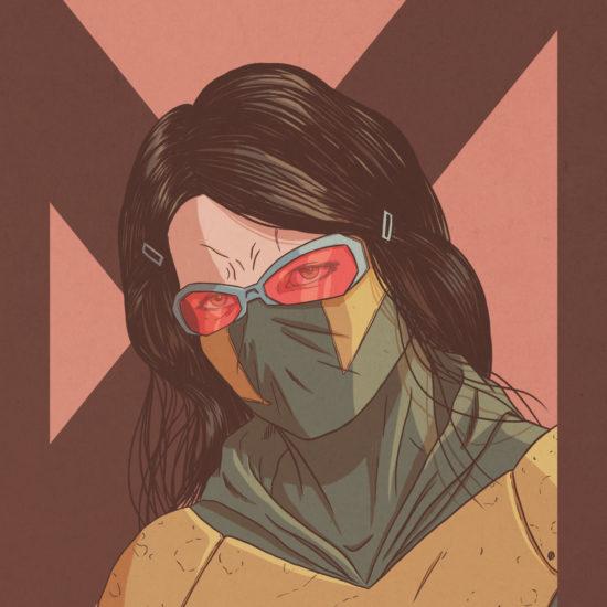X-Men Honey Badger
