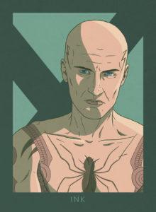 X-Men Ink
