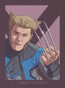 X-Men Jimmy Hudson