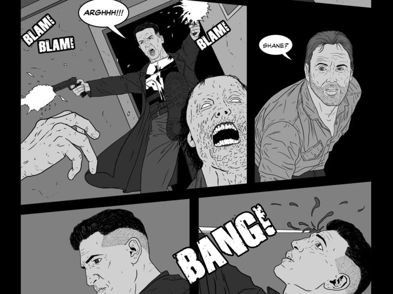 Walking Dead Punisher