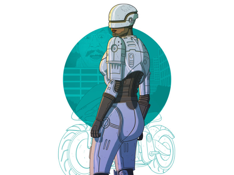 RoboCop Female