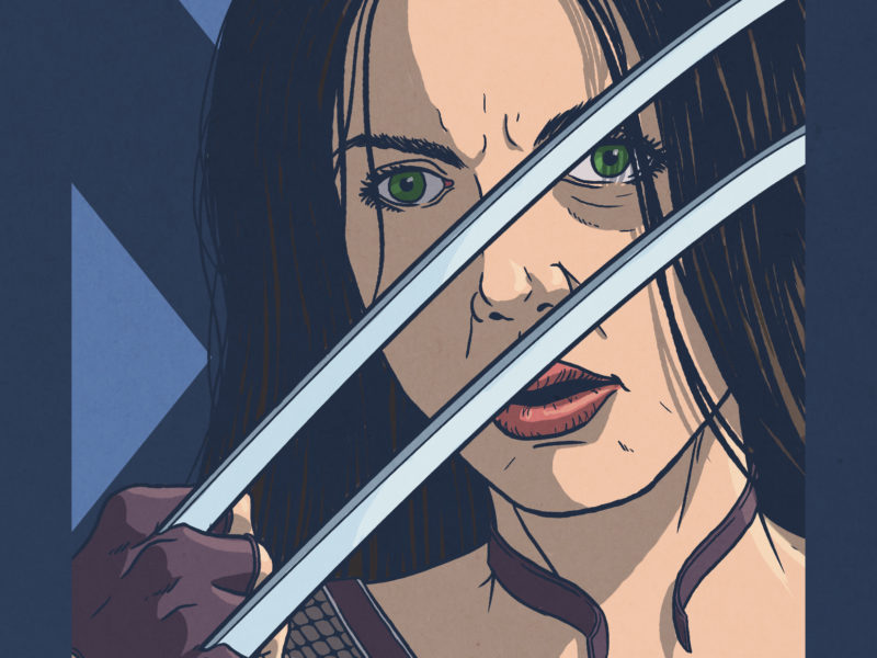 X-23 Laura Kinney X-Men Yearbook