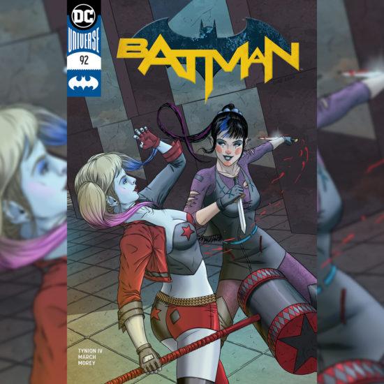 Harley Quinn Punchline Batman 92 Variant