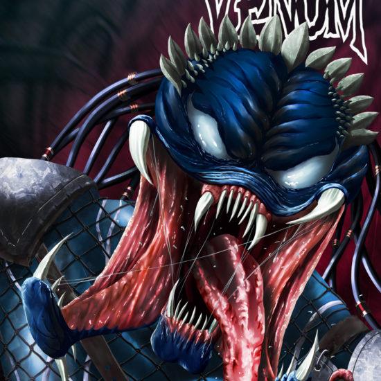 Predator vs. Venom