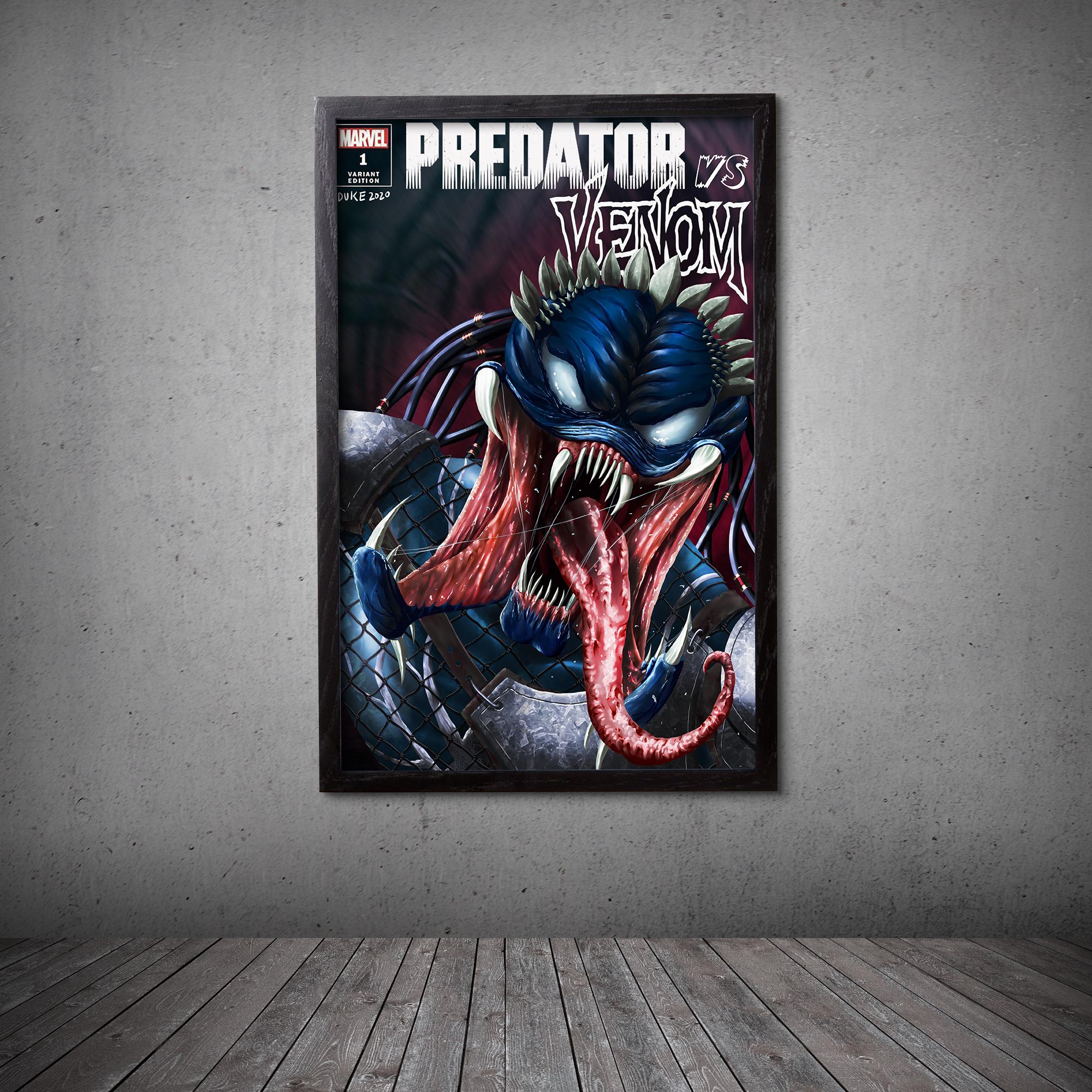 Predator Venomized