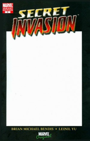 Secret Invasion #1
