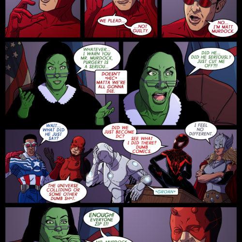 She-Hulk Hostess