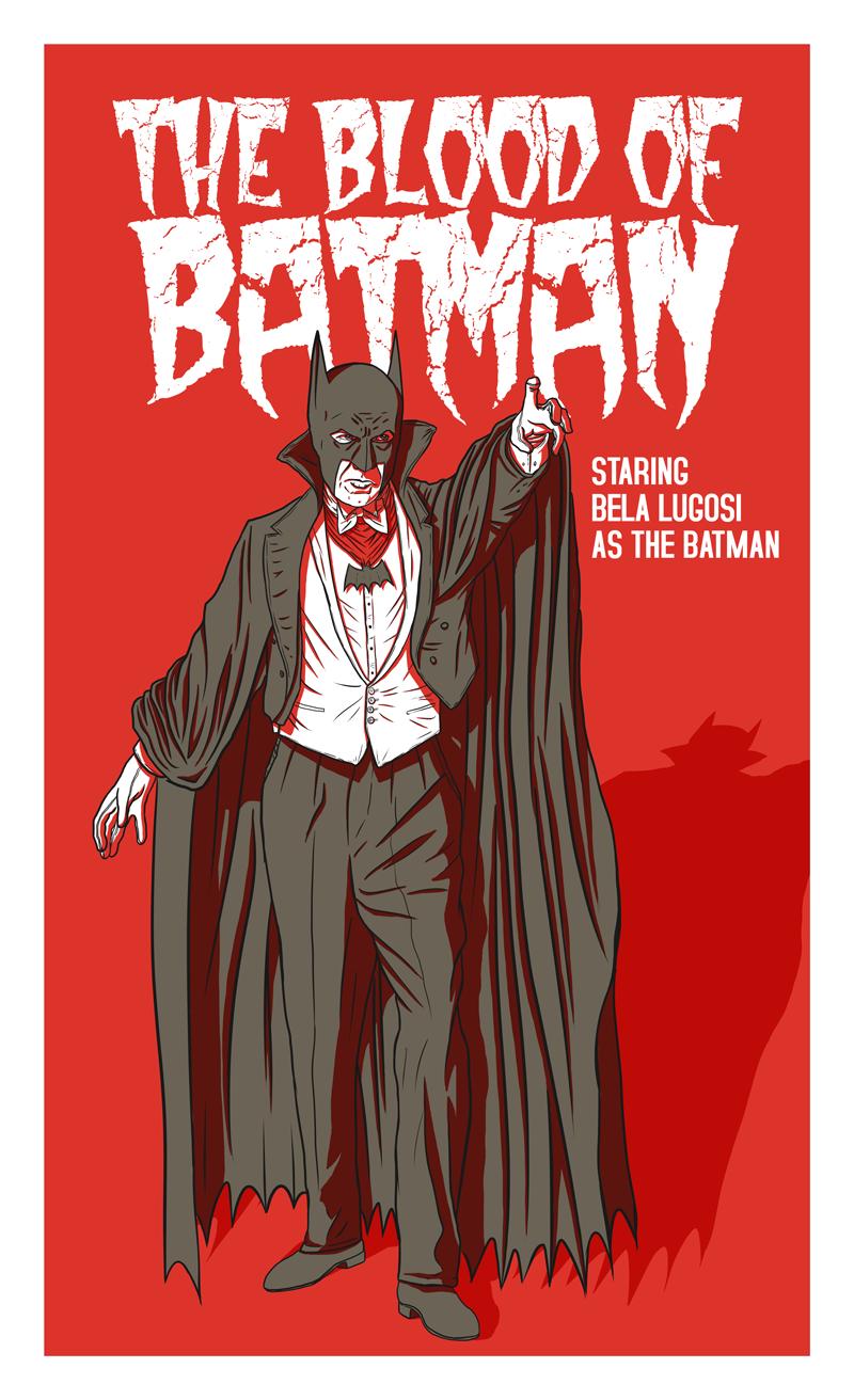 The Blood of Batman