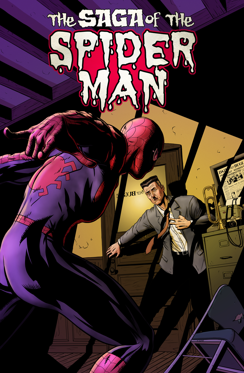 The Saga of the Spider-Man