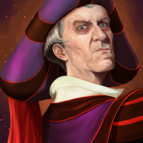 Claude Frollo the Archdeacon of Notre Dame