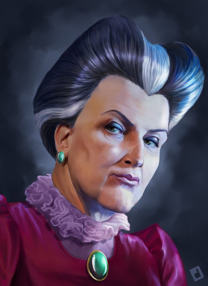 Lady Tremaine the Wicked Stepmother