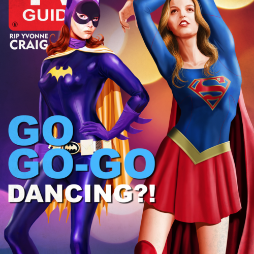 Batgirl '66 teams up with Supergirl