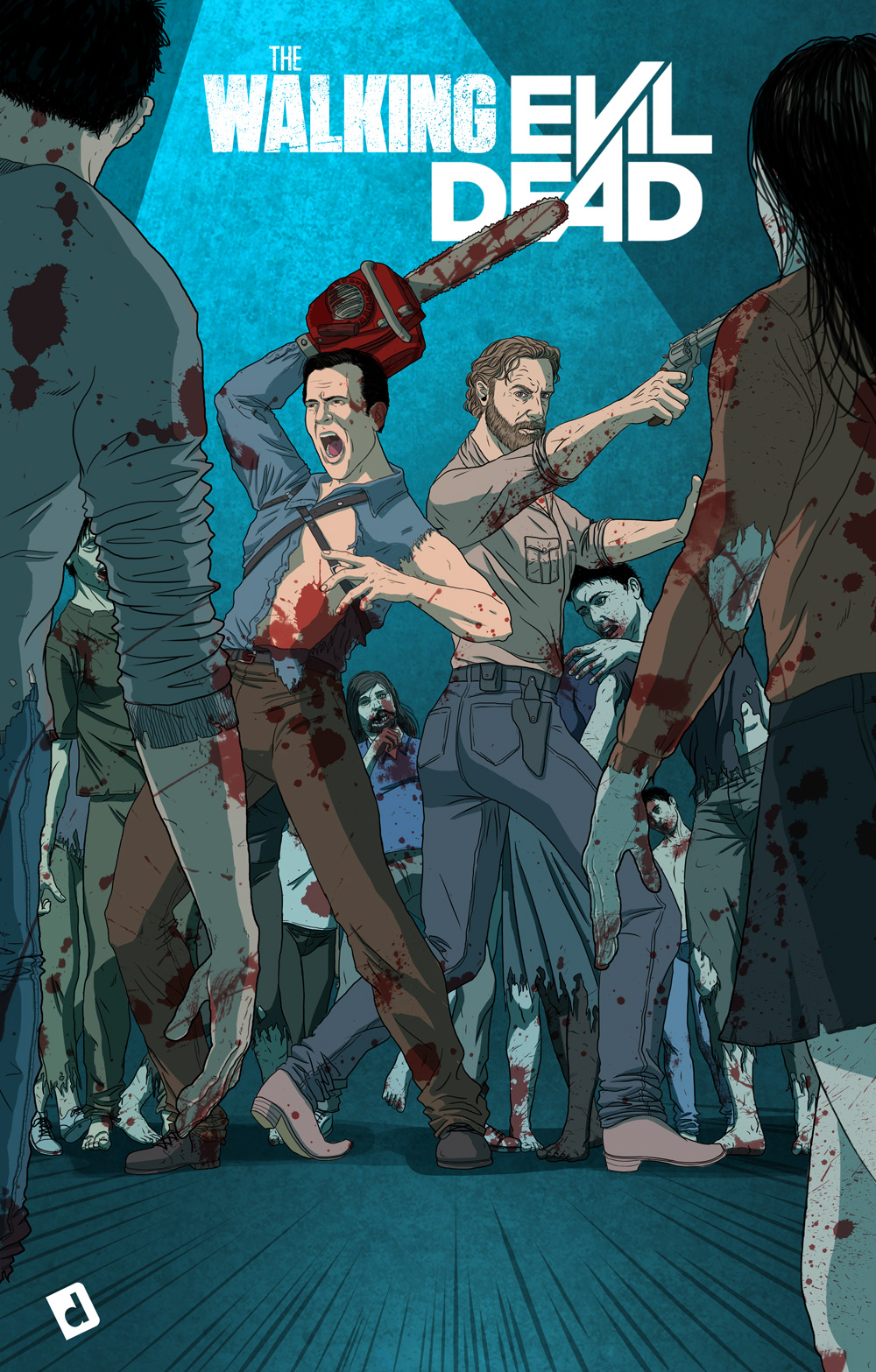 The Walking Evil Dead