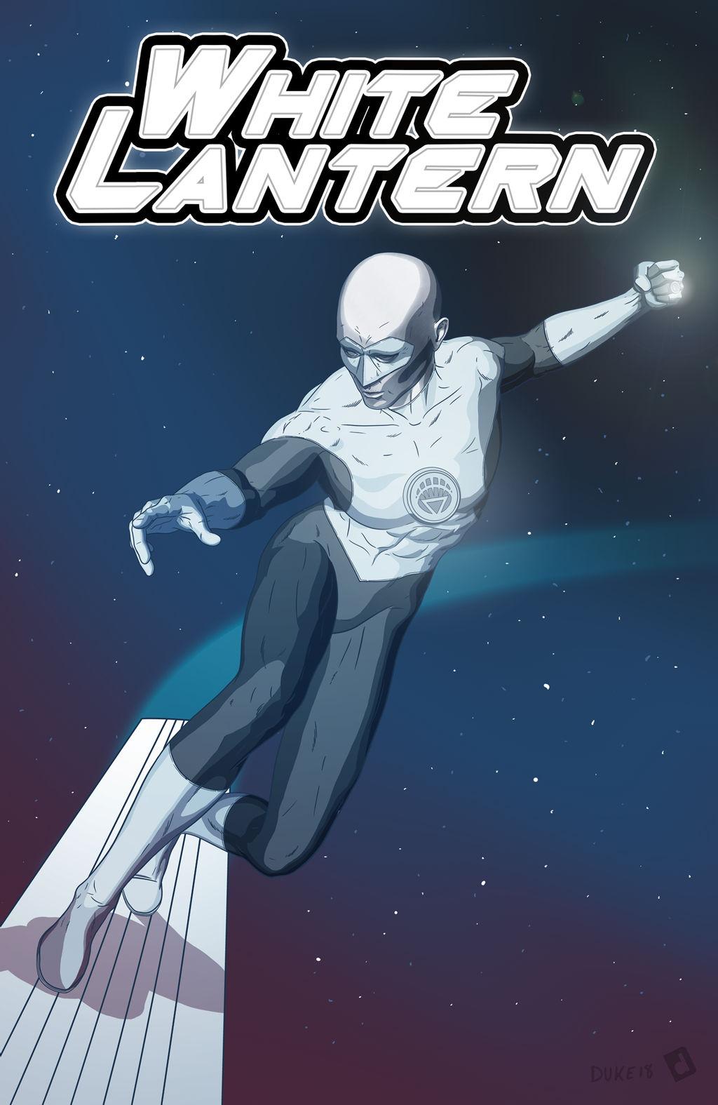 Silver Surfer: White Lantern
