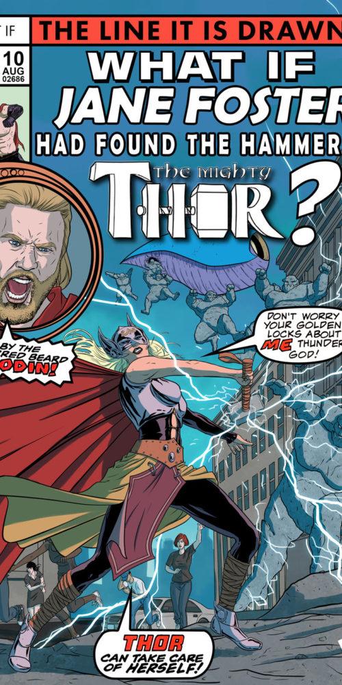 Thor: Jane Foster