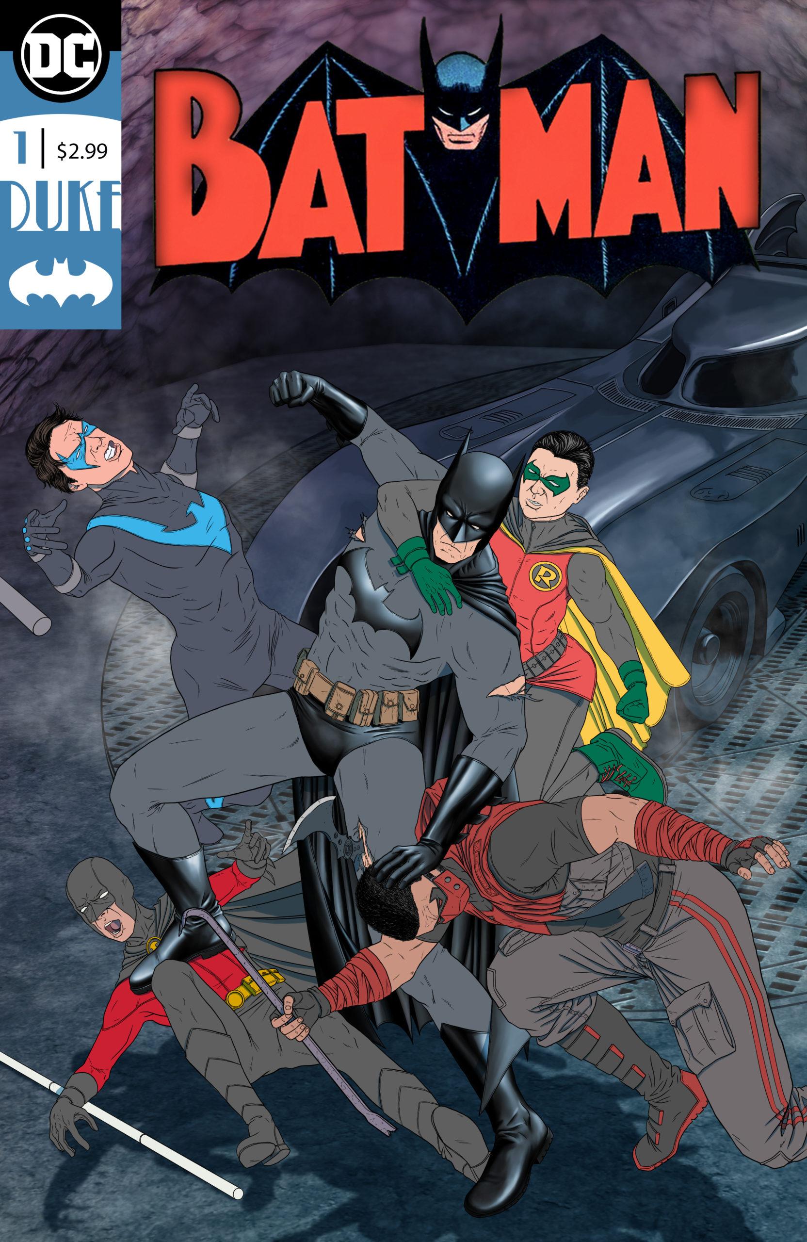 Batman vs. Robins