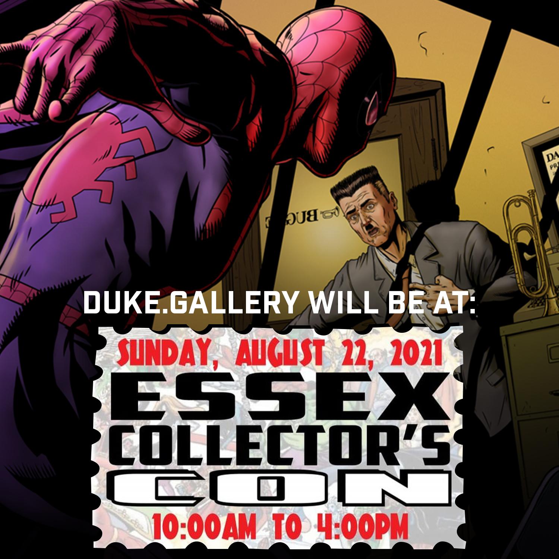 Essex Comics Collector's Con